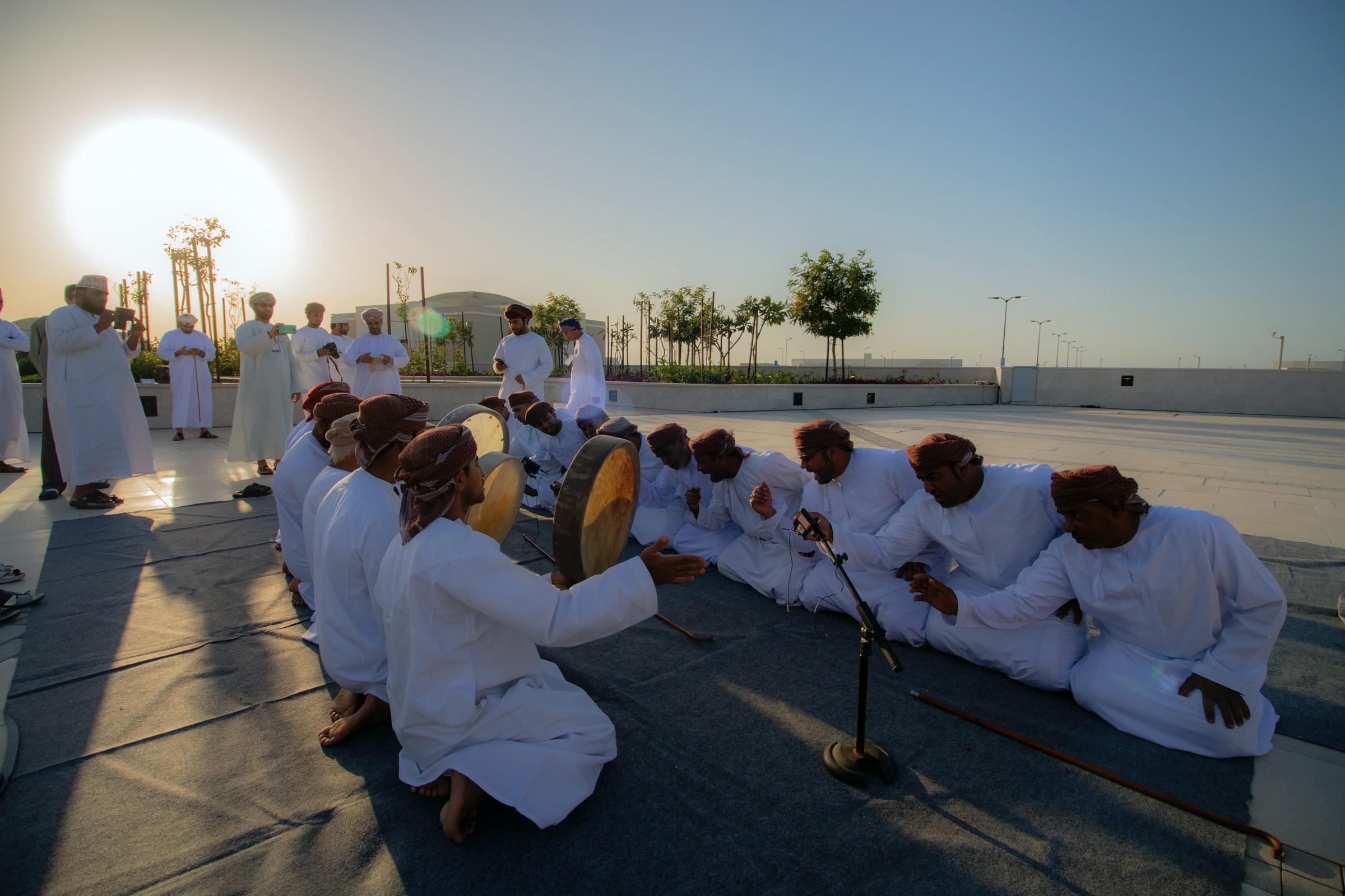 Oman Menschen