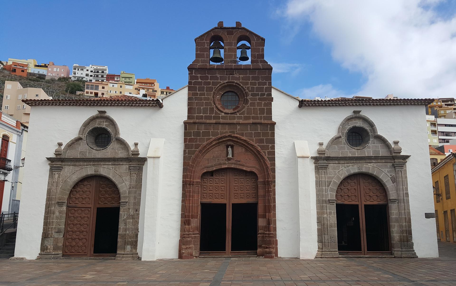 Kirche auf La Gomera