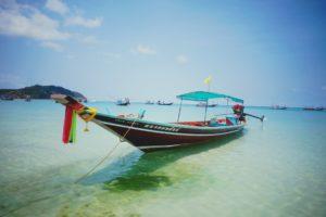 Kho Phangan Meer