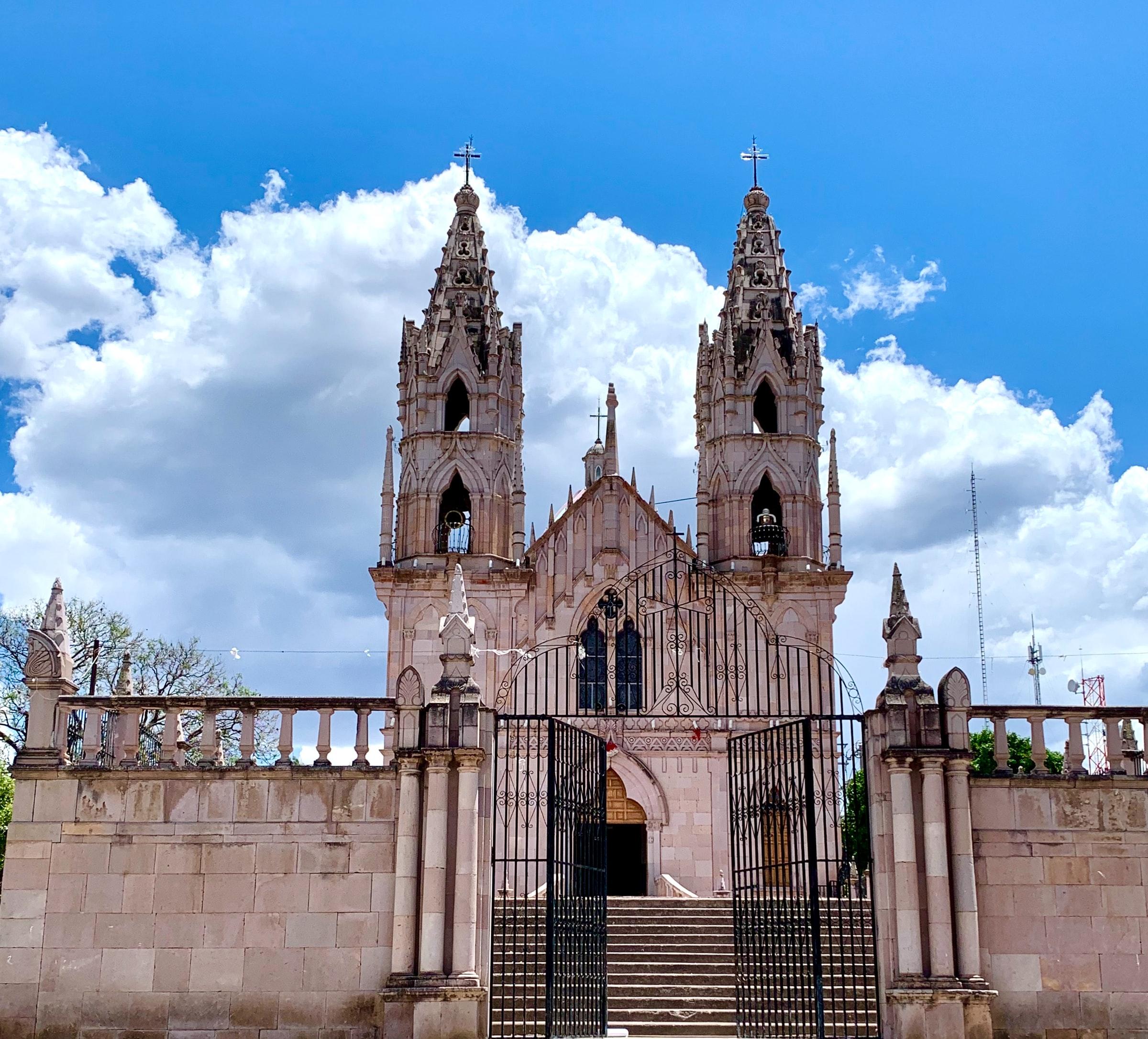 Aguascalientes Kirche