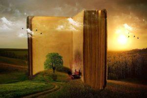 Bücher gegen Fernweh
