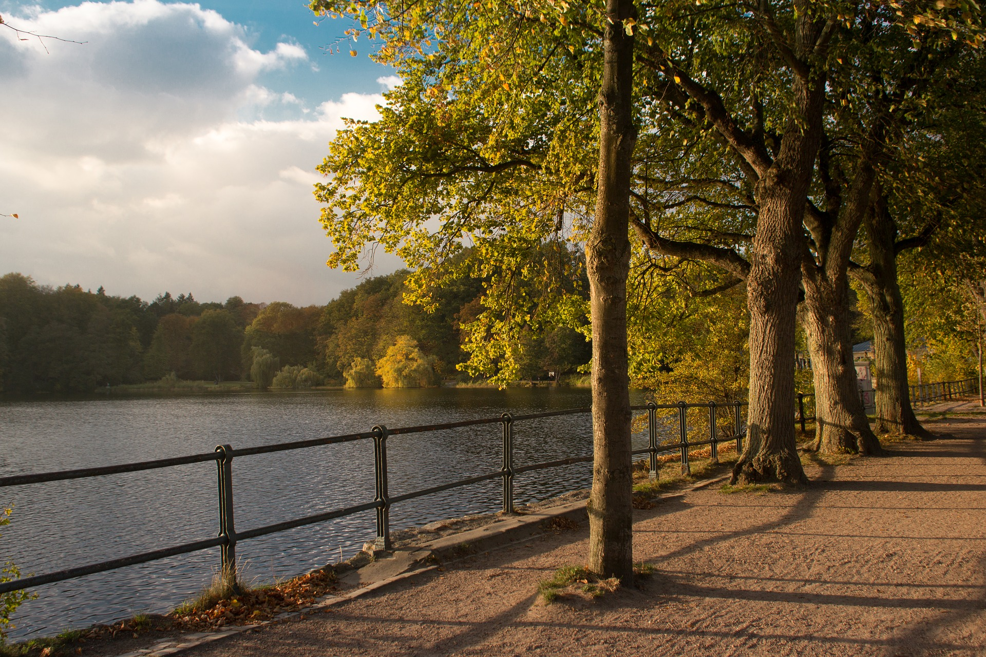 Regional reisen, Urlaub in Hamburg, Harburg See