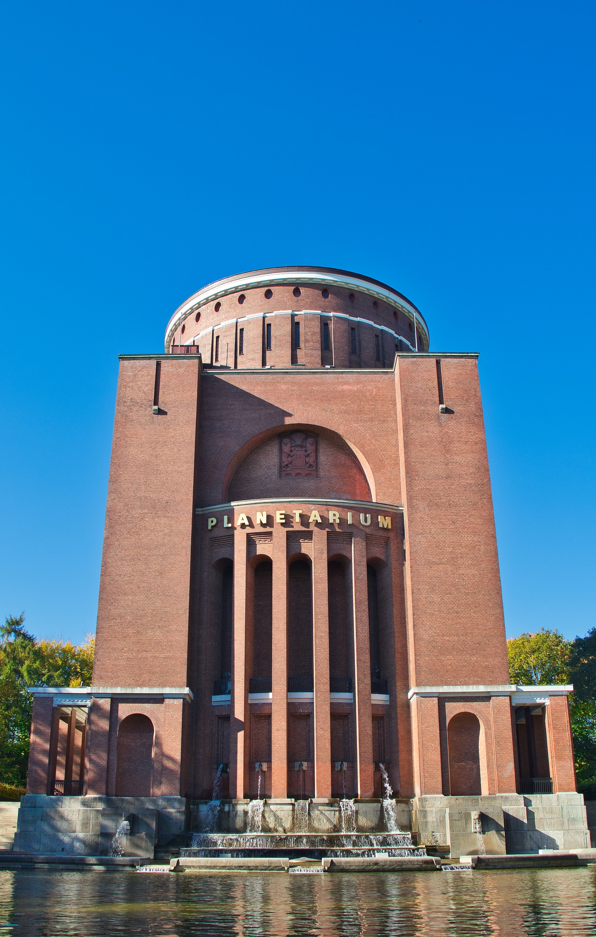 Regional reisen, Urlaub in Hamburg, Planetarium am Stadtpark