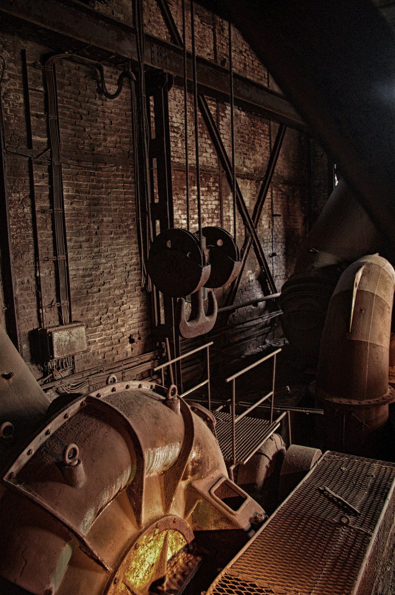 Urlaub im Saarland, Völklinger Hütte, Industrielle Revolution