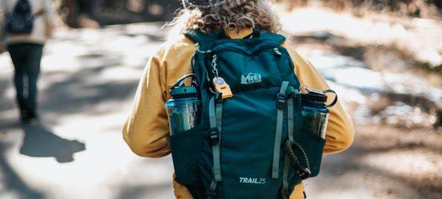 Es gibt verschiedene Arten des Backpackings.