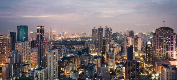 Überblick über Bangkok