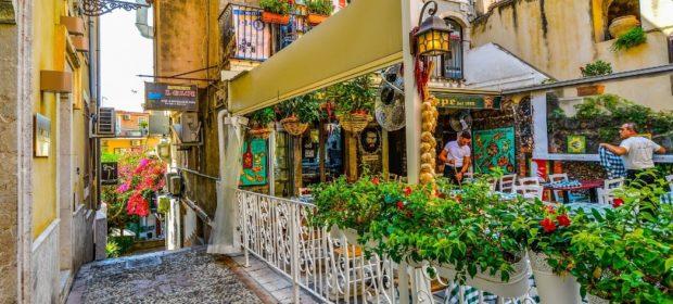 sizilianische Küche