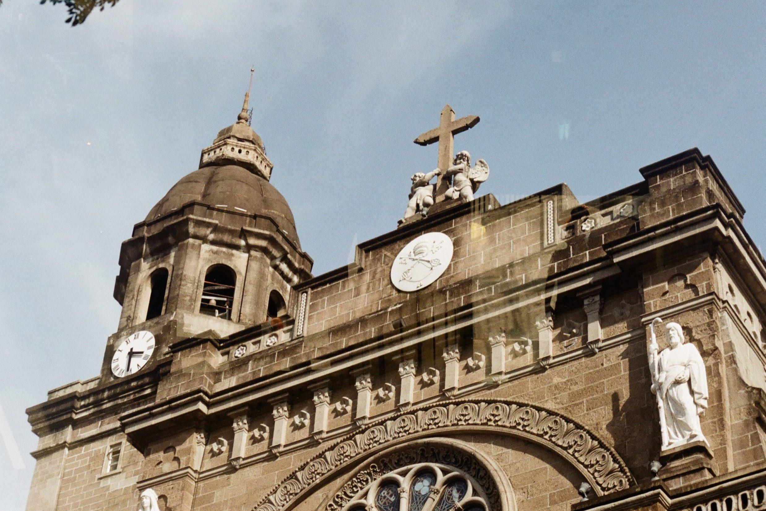 Manila Kathedrale